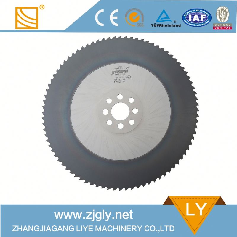 Jul-01 Industrial metal circular saw blade for tube cutting