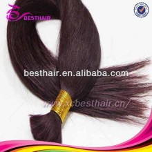 Alibaba hot sale 100% virgin brazilian human hair bulk alibaba spanish