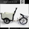 super trike 250w brushless BRI-C01 ambulance tricycle