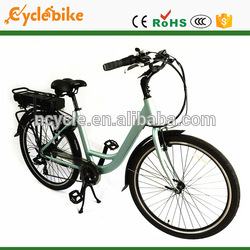 26inch city e bike electric bicycle and e bicycle