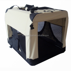 Folding Fabric Designer Dog Kennel