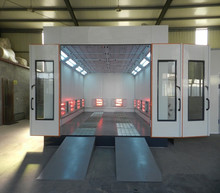 Cheap price spray bake paint booth made according to client's requirements