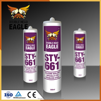Promotional Body Safe Caulking Adhesives Silicone Sealants