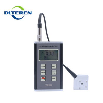 Most reliability digital portable smart sensor vibration meter measurement instrument