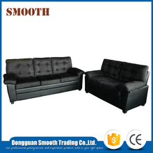 Latest Modern Design leather wooden furniture model sofa set philippines