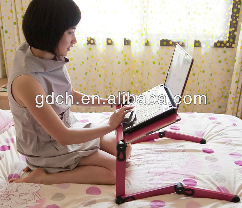 adjustable/Portable Multiple angle Stand for laptop table notebook computer Apple HP DELL Acer Toshiba Lenovo Sony Asus
