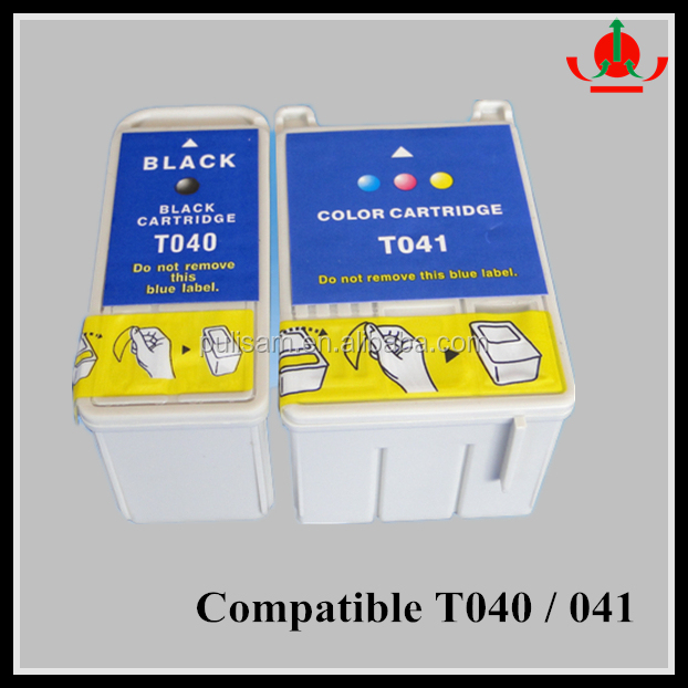 Compatible ink cartridge for Epson T040/041