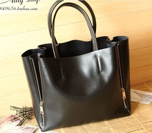 Latest Design Women Casual ladies Handbag Brand pu Leather Bag