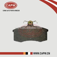 Front Brake Pad for Toyota HILUX VIGO 04465-YZZ59 Car Auto Parts