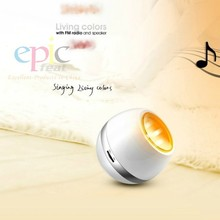 EP-3301 LED Speaker with FM,christmas light controller music