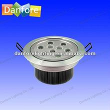 Dimmable recessed led downlight 9w 27w DF-DL-9B