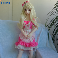 65CM Mini Japan Anime cheap real silicone sex doll for man