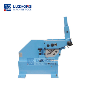 Hand Bar and Section Shear Machine PBS-7/8/9 Manual Shearing