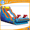 2016 new design adult used giant inflatable jumbo water slide for sale big kahuna inflatable water slide