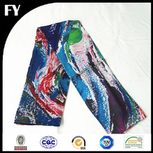 Hot Sale Digital Print Polyster Scarf