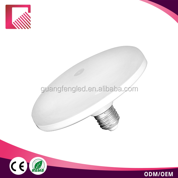 24W flying saucer lamp, E27 lamp holder,Led lighting fitting