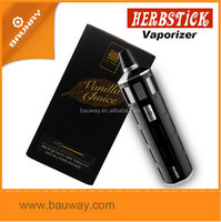 Bauway Herbstick vapor wholesale variable temperature vaporizer for herbal cigarette