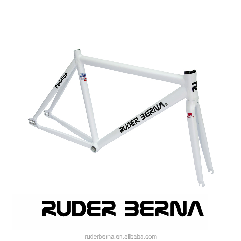 Ruder Berna Columbus Airplane 700C aluminum alloy fixed gear bike