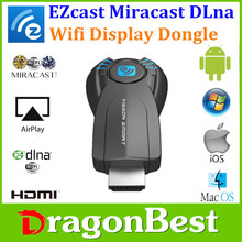 china best selling WIFI display 1080p Ezcast V5II Ezcast Google Chromecast TV Dongle Ezcast M3