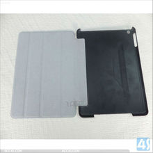 Most Selling 2013 Removeable Wireless Back Stand Foldable Tablet Leather Case for iPad 5 P-IPD5CASE003