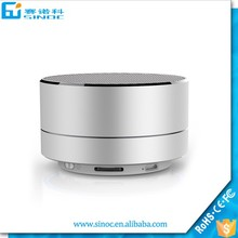 A10 Wireless bluetooth speaker TF card small cheap price bluetooth speaker