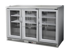 Mini bar fridge be made of stainless steel