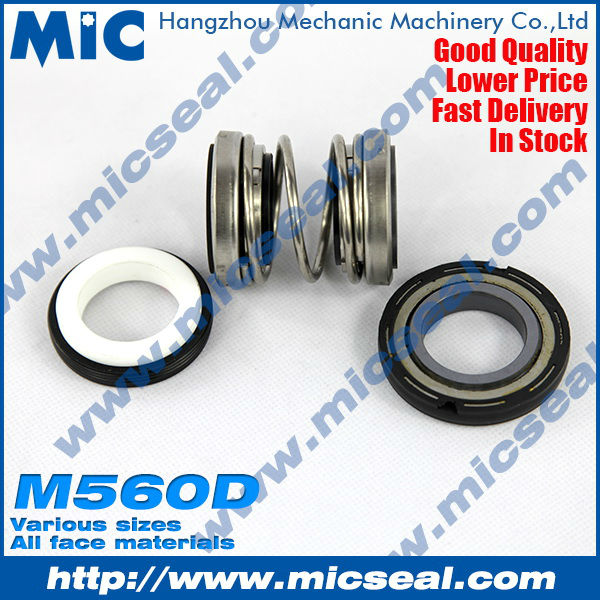 ED560 Mechanical Shaft Seal for Pump