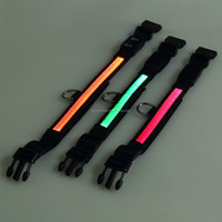 LED flash hunting dog collars
