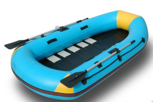2015 Made-in-China CE Rubber Inflatable Life Raft