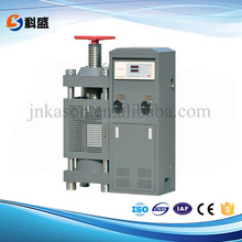 YES-1000 Price Digital Display Brick / Concrete Compression Testing Machine / Manual cement compressive strength testing machine