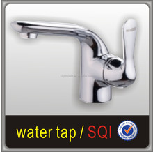 Basin Faucets Type and Polished Surface Treatment No Need Battery Basin Faucets