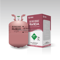 High quality low price industrical chemical refrigerant gas R410a price