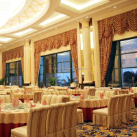 Used Hotel Modern Italian Valance Curtains for Wedding