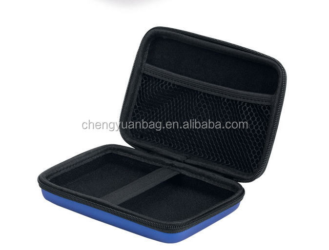 Alibaba China electronics accessories EVA hard carry case for ipad power bank USB cable