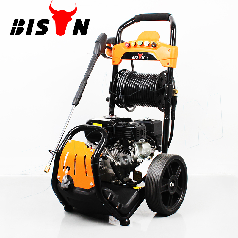 BISON(CHINA) BS180NB 180 Bar 2500 PSI Portable High Pressure Power Washer