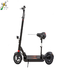 Cheap China 2 seat vespa foldable electric scooter for adults and kid