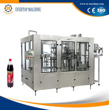 Small scale manufacturing gas drink filling machine/equipment