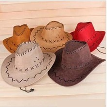 wholesale cowboy hat Western cowboy hat Leather cowboy hat