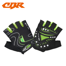 Wholesale antiwear cycling road bike MTB sports riding half finger racing gloves