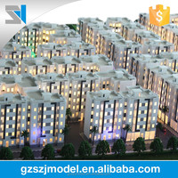 Architectural 3d animations and scale model , scale building model making