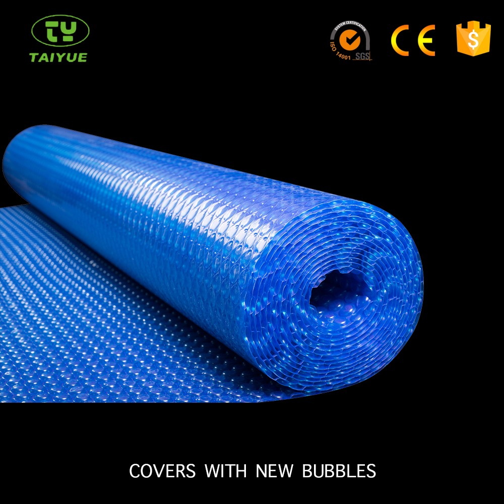 400 Micron thickness Outdoor Swimming Pool Solar Cover bubble cover Blanket