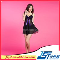 Lace pajamas style ladies underwear sexy bra and panty new design wholesale