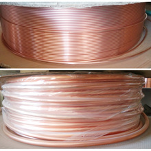 3mm~360mm outer diameter 0.1mm-50mm wall thickness copper tube coil for air conditioners