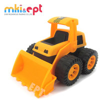Plastic friction car dump construction truck toys for kids