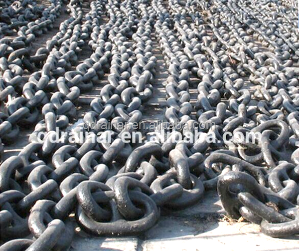 diamete 16-36mm steel drum package anchor line anchor chain cable chain