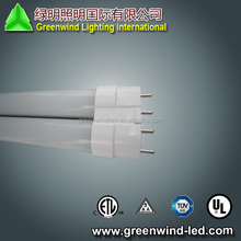led t8 no remove ballast and starter led tube compatible electronic ballast 2g11 base led pl lamp