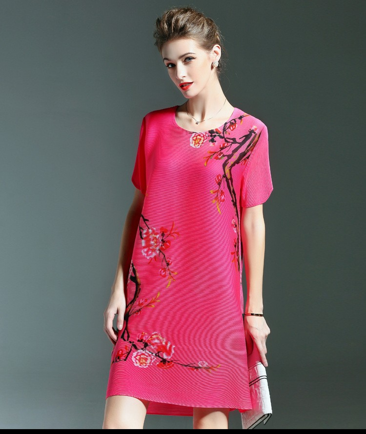 China supplier high quality traditional ladies clothes with graphic