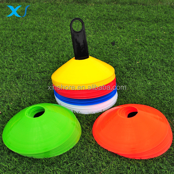 Agility Disc Plastic Road Cones For Fitness / Training / Workouts