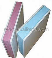 EPS fireproof decorative partition mgo wall board