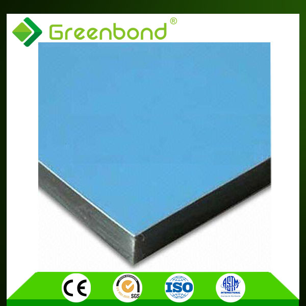 Greenbond 2012 new building construction materials Aluminum Composite Panels